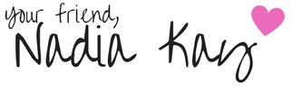 Nadia Kay.feb egnlish